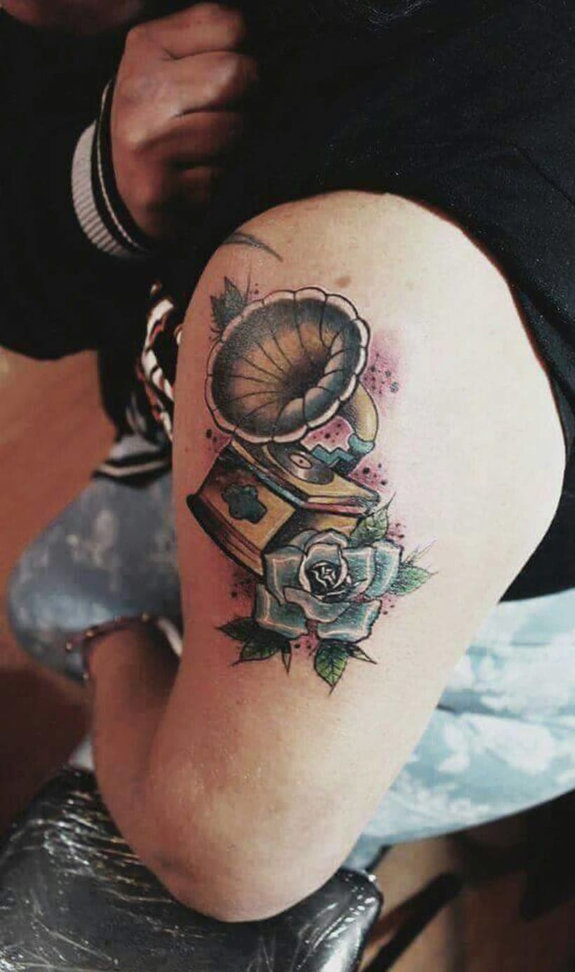 Siete Mares Tattoo Santiago 32