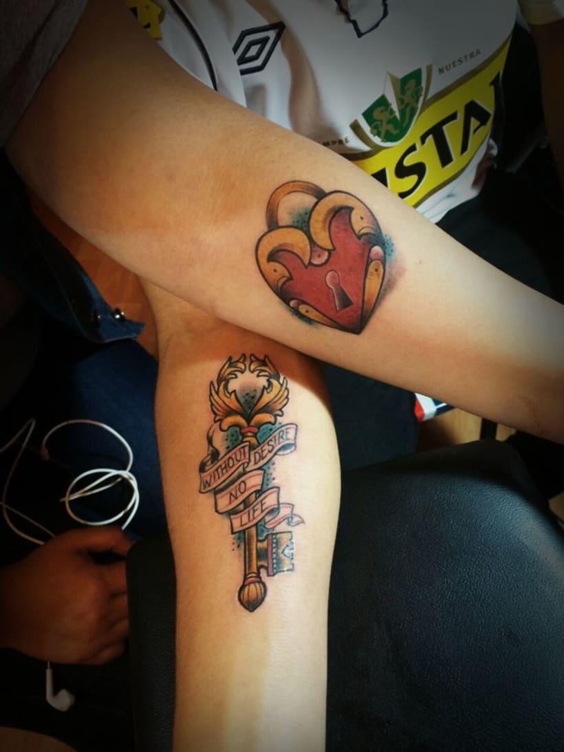 Siete Mares Tattoo Santiago 33