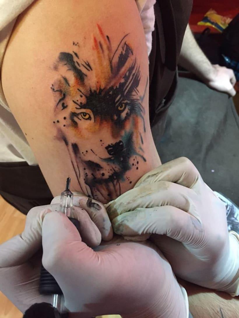 Siete Mares Tattoo Santiago 35