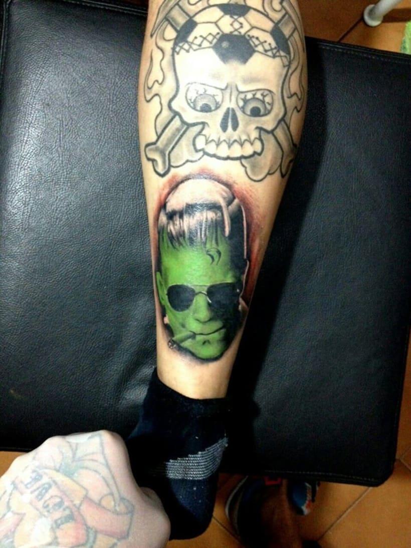 Siete Mares Tattoo Santiago 36
