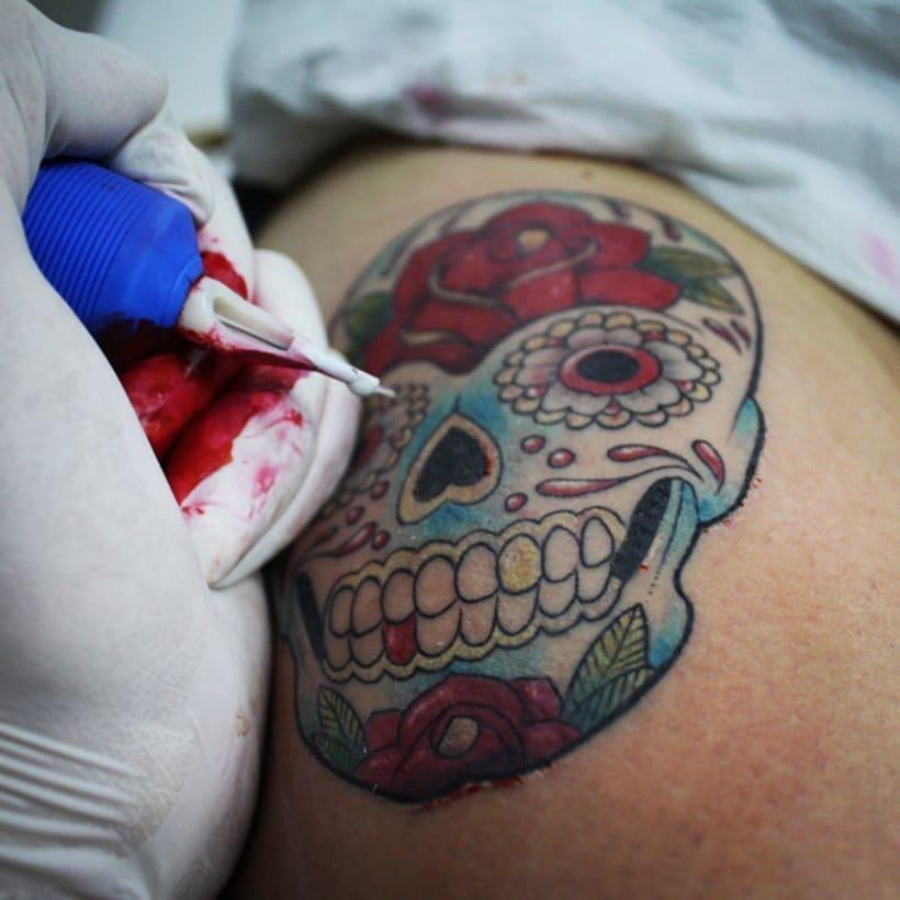 Siete Mares Tattoo Santiago 37