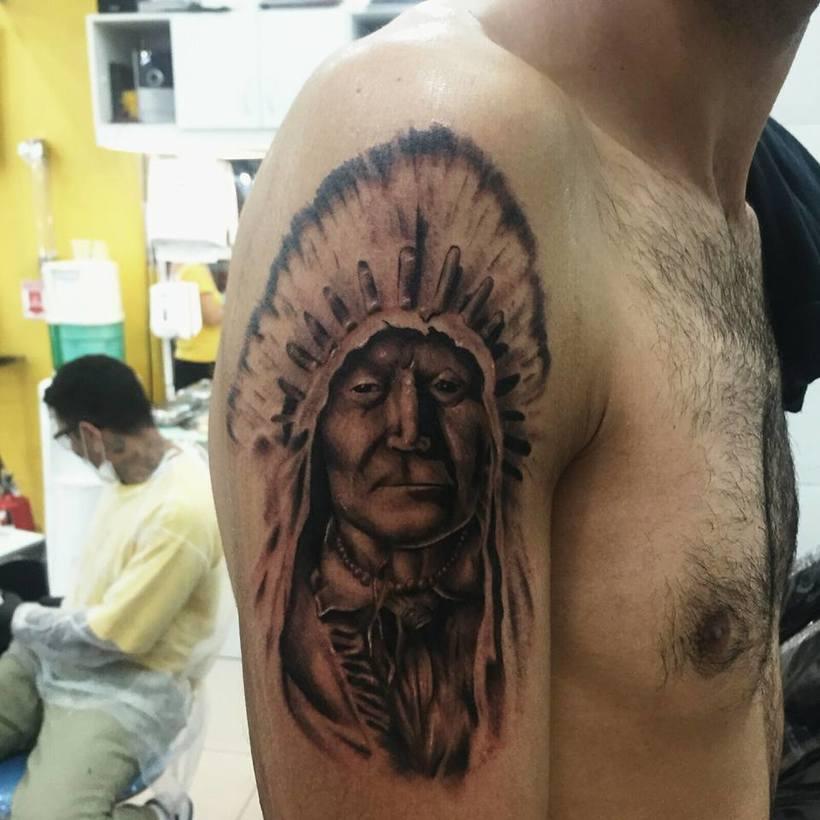 Siete Mares Tattoo Santiago 39