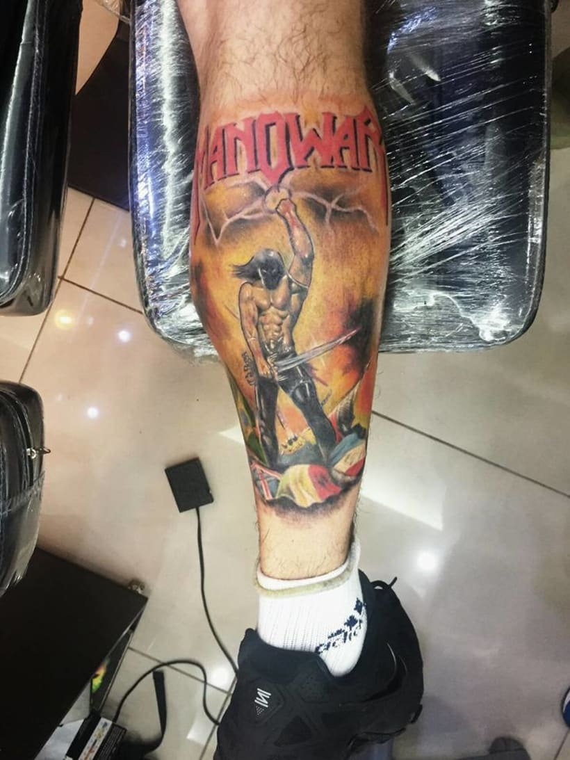 Siete Mares Tattoo Santiago 40