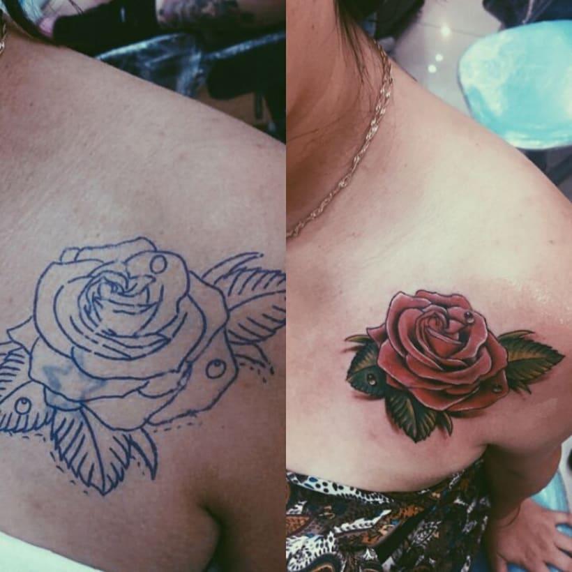 Siete Mares Tattoo Santiago 44