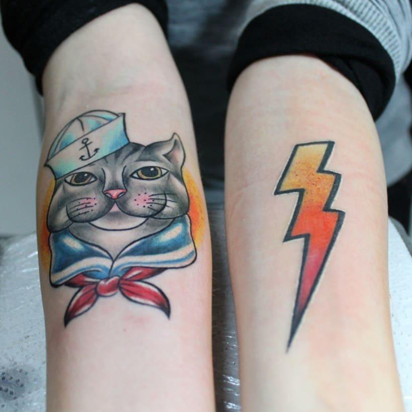 Siete Mares Tattoo Santiago 53