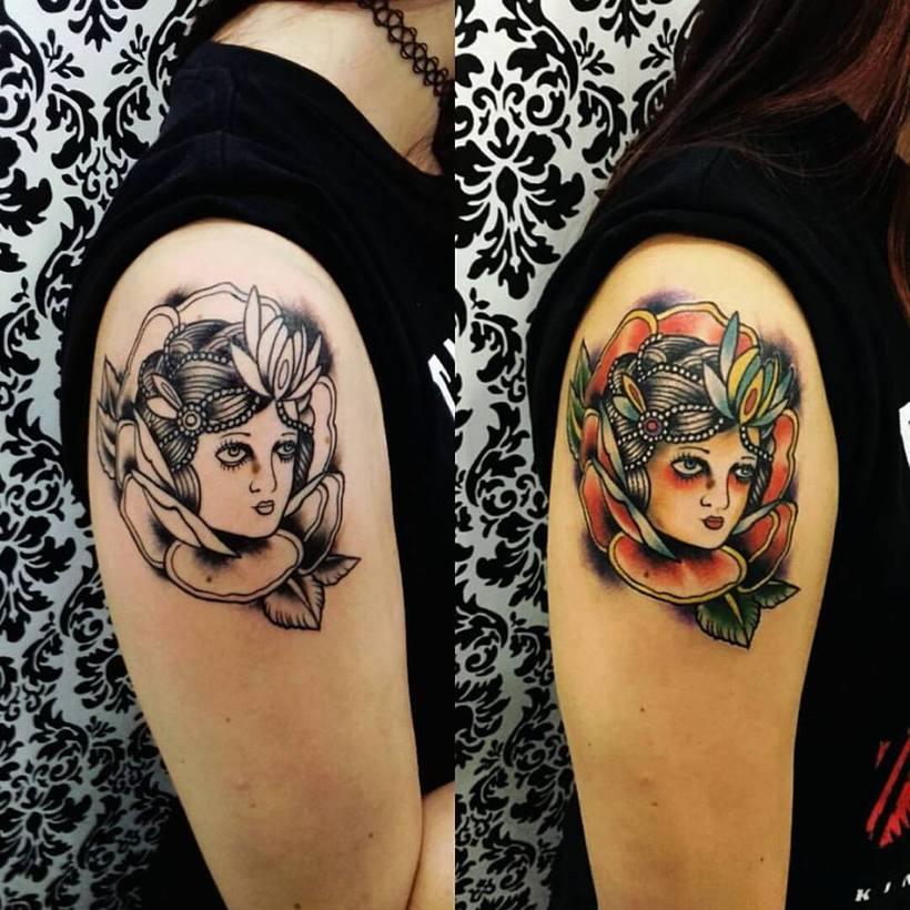 Siete Mares Tattoo Santiago 63