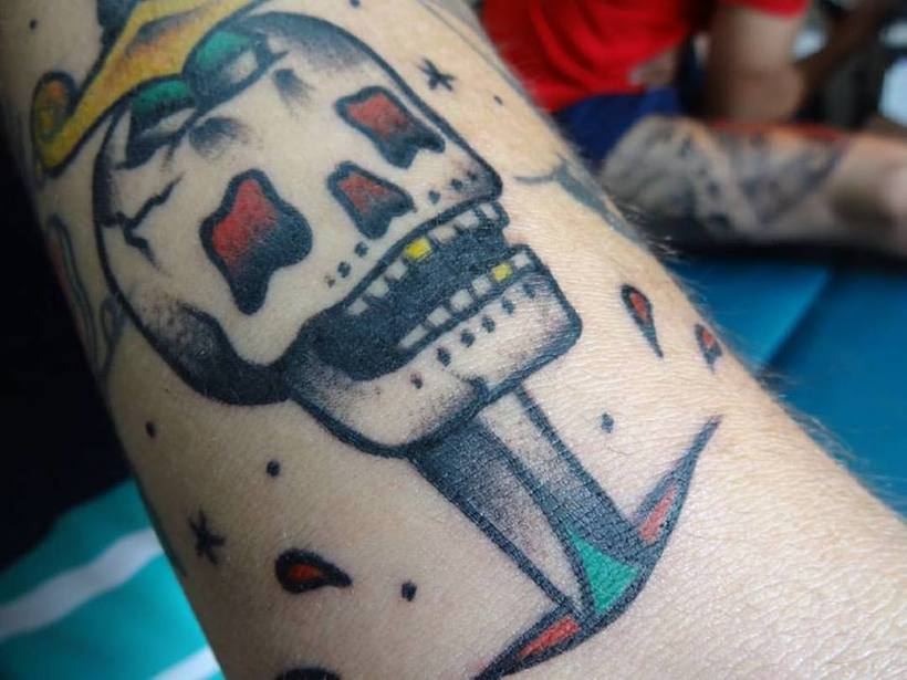 Siete Mares Tattoo Santiago 67