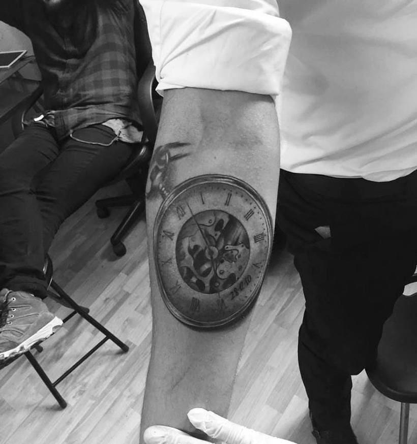 Siete Mares Tattoo Santiago 68