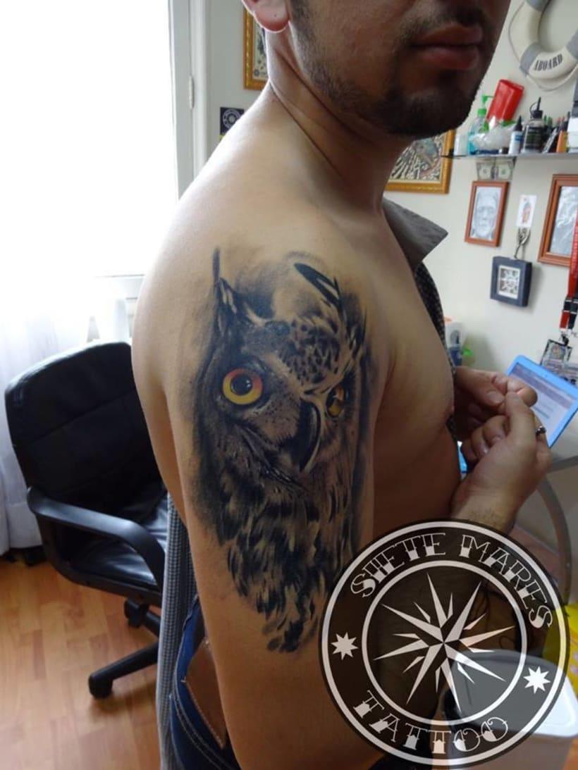 Siete Mares Tattoo Santiago 71