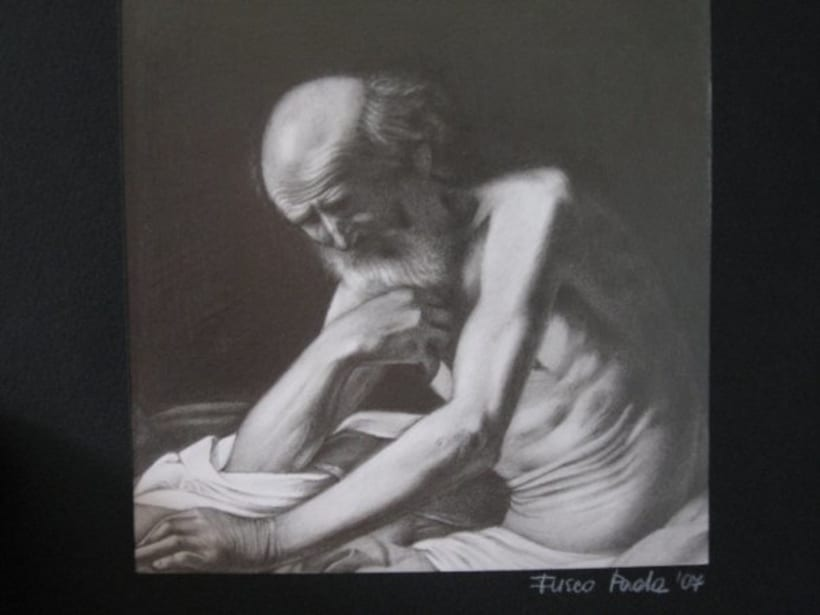 Bellas Artes - Trabajos de dibujo y pintura 3