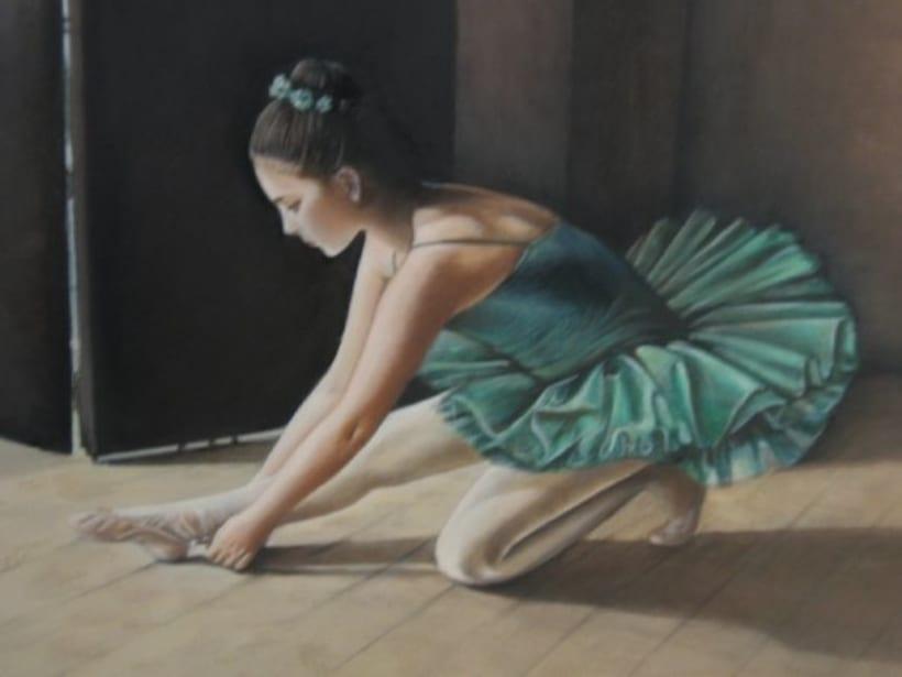 Bellas Artes - Trabajos de dibujo y pintura 7
