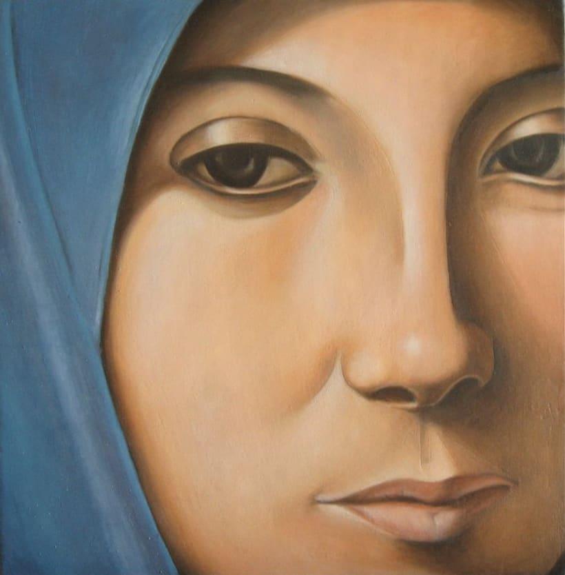 Bellas Artes - Trabajos de dibujo y pintura 8