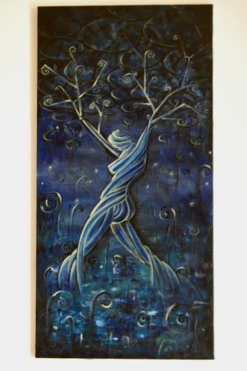 Bellas Artes - Trabajos de dibujo y pintura 11