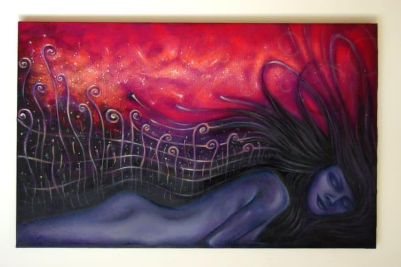 Bellas Artes - Trabajos de dibujo y pintura 12
