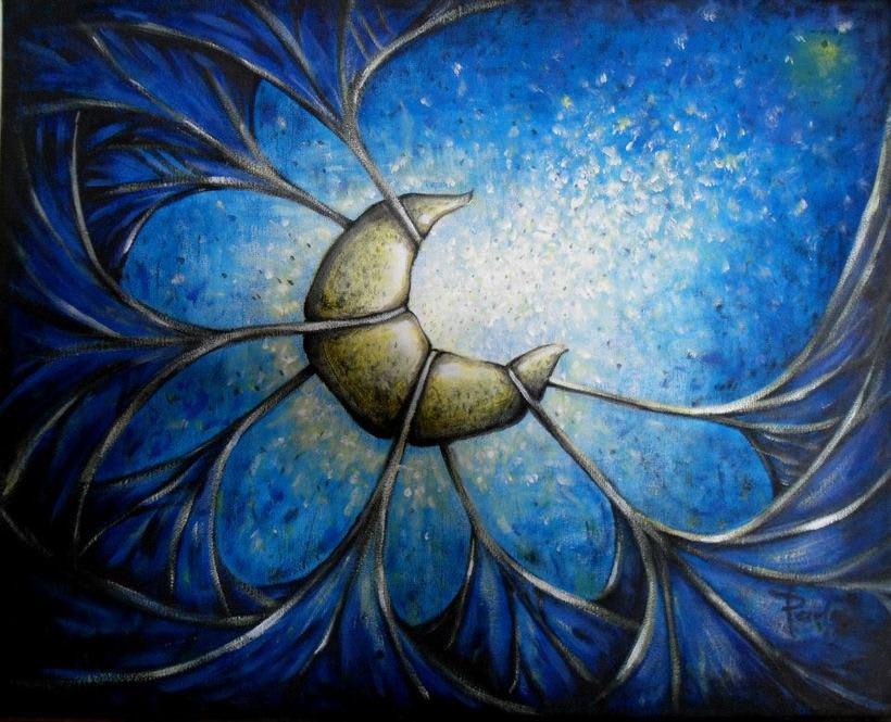 Bellas Artes - Trabajos de dibujo y pintura 14