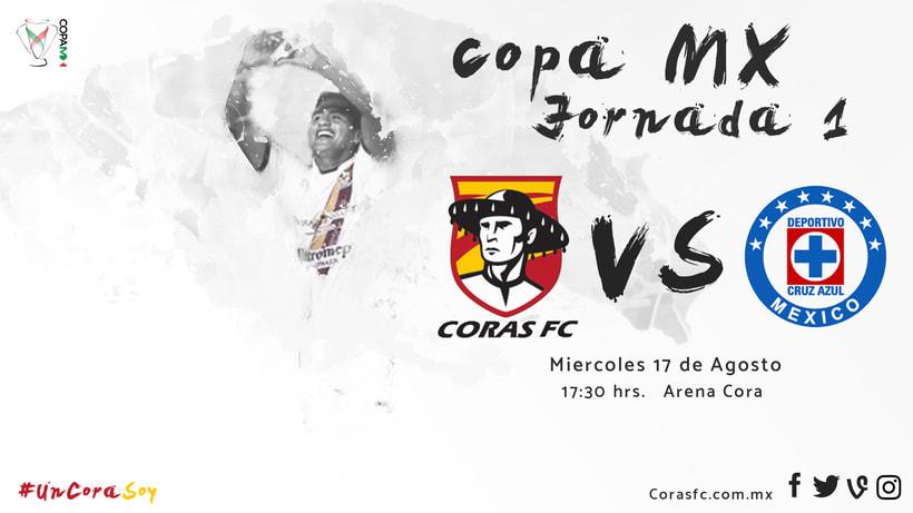 Coras Tepic Cartel partido de copa 0