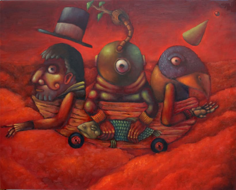 Pinturas by Posk 8