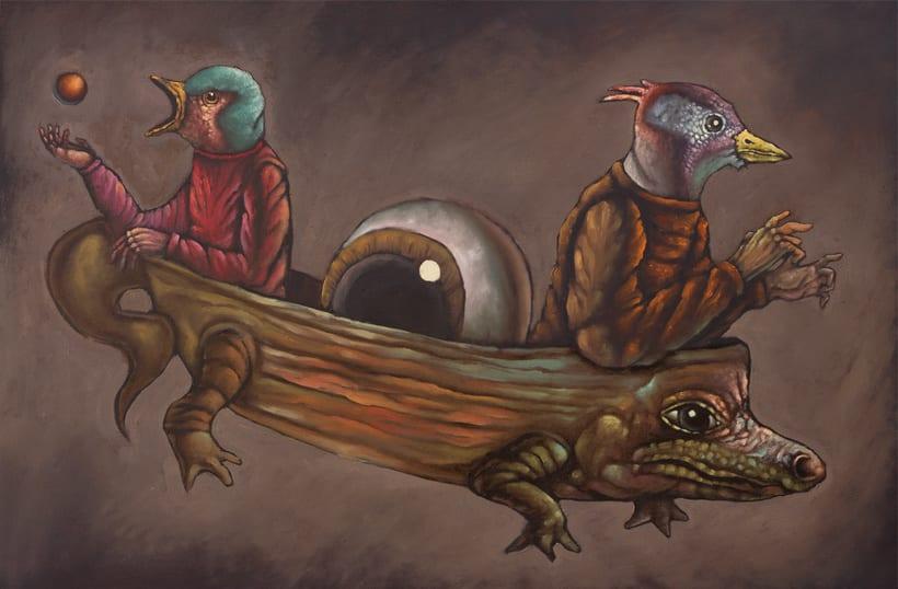 Pinturas by Posk 7