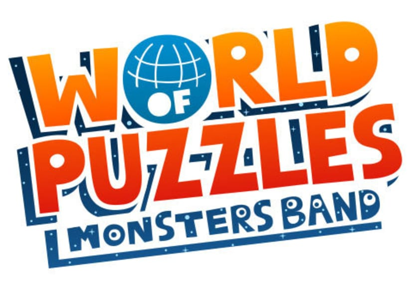 Monsters Band 2 - Mundo de puzzles - 1