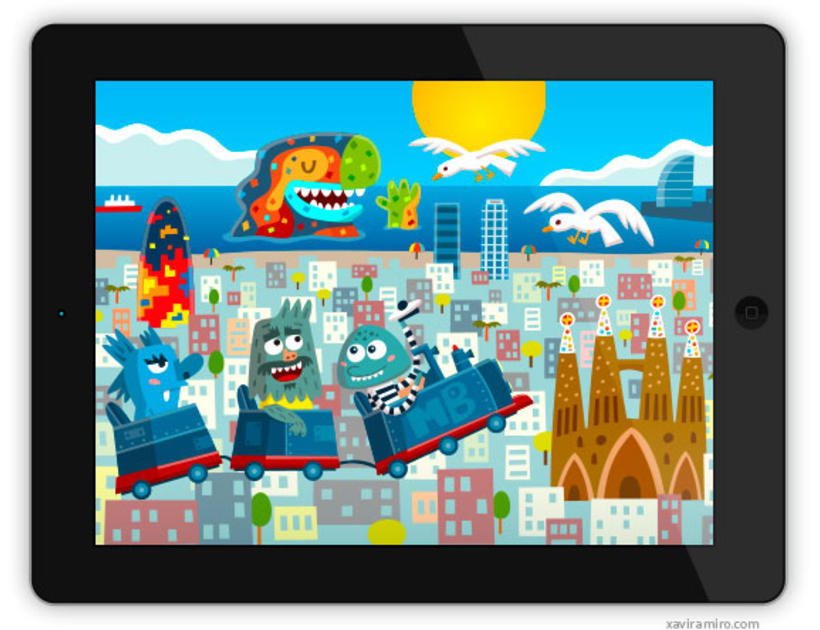 Monsters Band 2 - Mundo de puzzles - 2