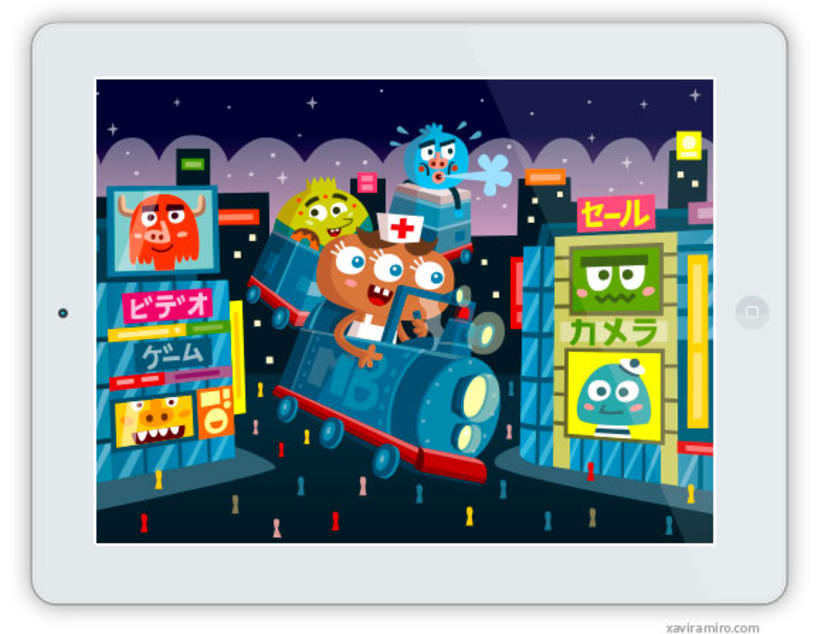 Monsters Band 2 - Mundo de puzzles - 3