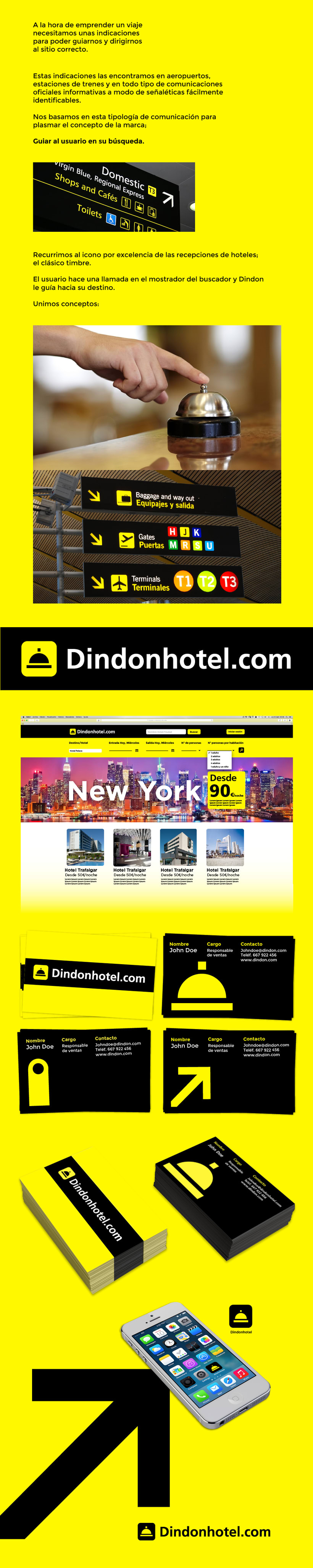 Dindonhotel · Branding/Web -1