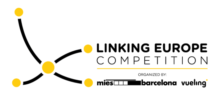 Logo para Vueling Linking Europe Competition  -1