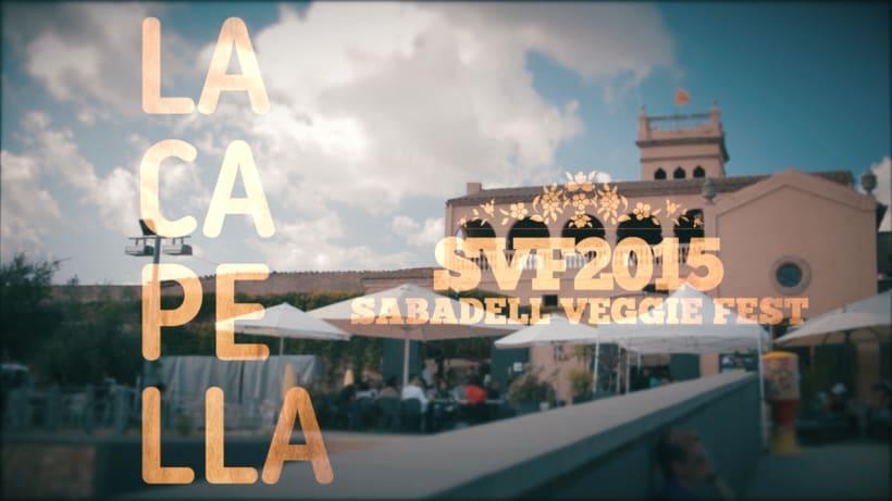 La Capella (Sabadell Veggie Fest 2015) 0