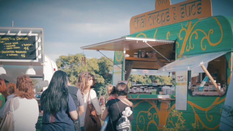 La Capella (Sabadell Veggie Fest 2015) 3