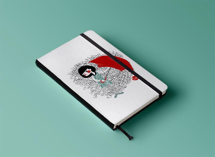 Portadas de cuaderno ilustradas 1