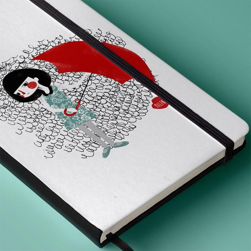 Portadas de cuaderno ilustradas 2