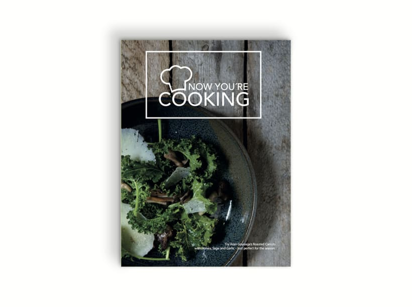 Revista Now you´re cooking 0