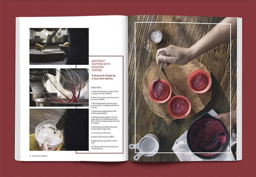 Revista Now you´re cooking 5