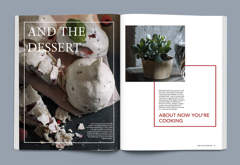 Revista Now you´re cooking 10