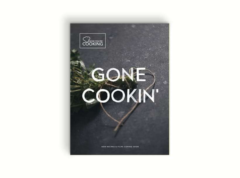 Revista Now you´re cooking 12