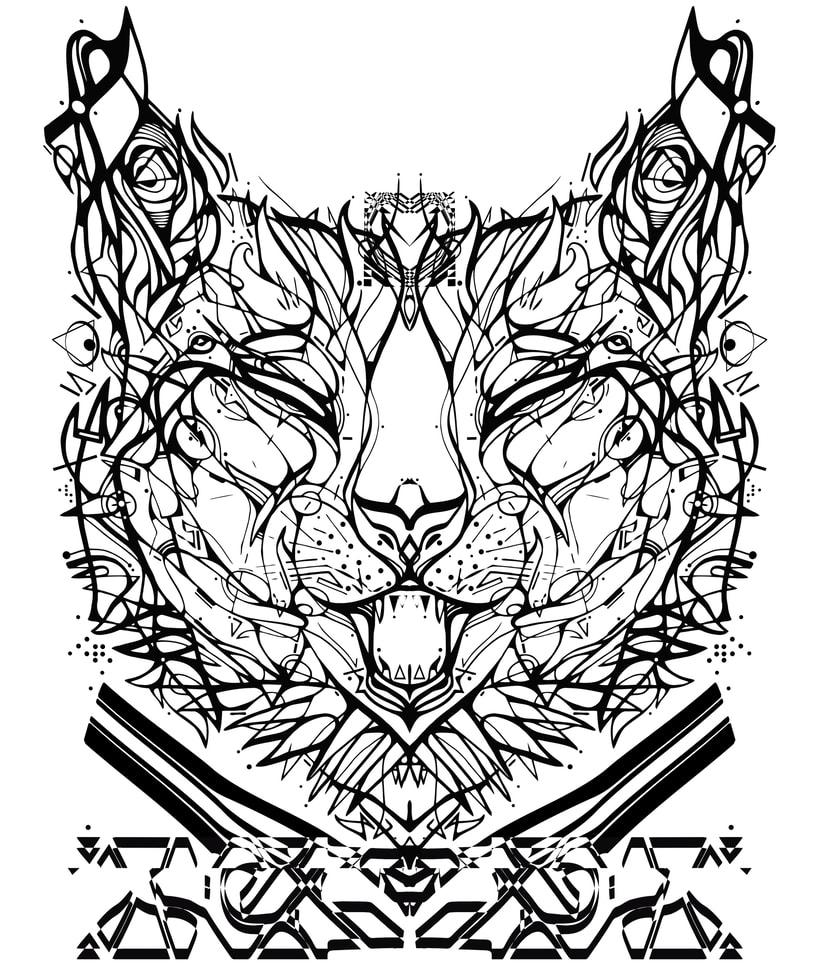 Bestial Lineal ----▲ ---- 0