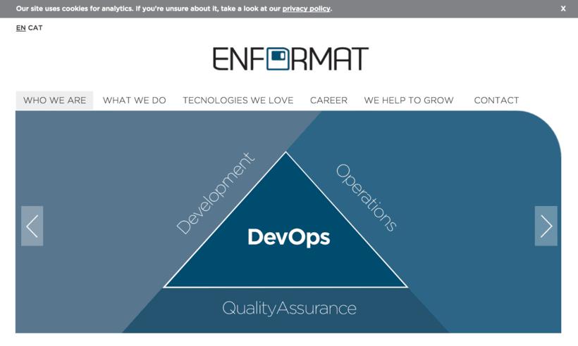 Branding, diseño y desarrollo web. 1