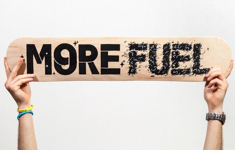 More Fuel 0