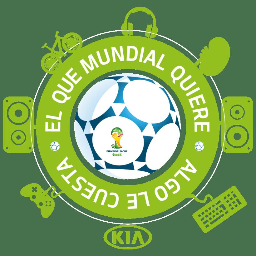 Al mundial con Kia 1