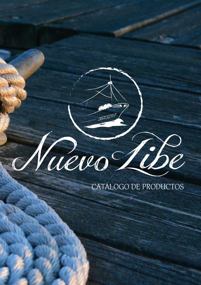 Práctica folleto conservas  Nuevo Libe 1