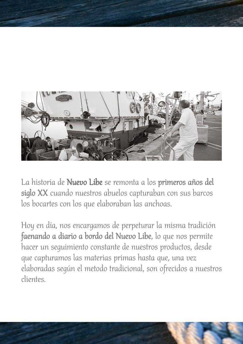 Práctica folleto conservas  Nuevo Libe 2