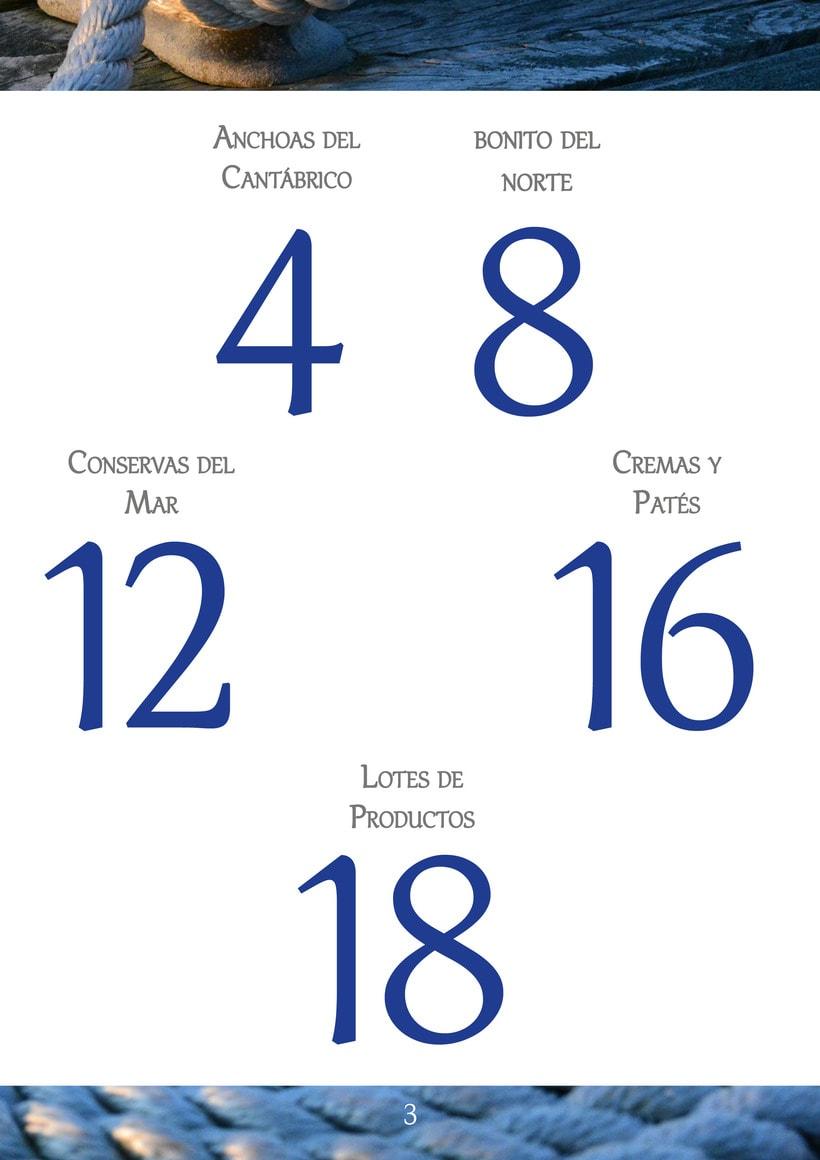 Práctica folleto conservas  Nuevo Libe 3