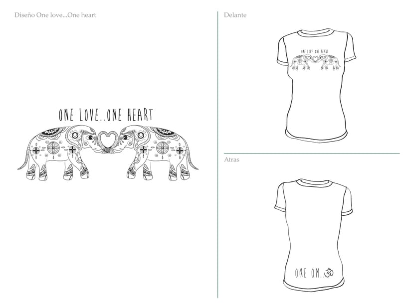 Cliente: Urban Gypsy | proyecto: Ilustración para franelas y diseños para publicidad 4