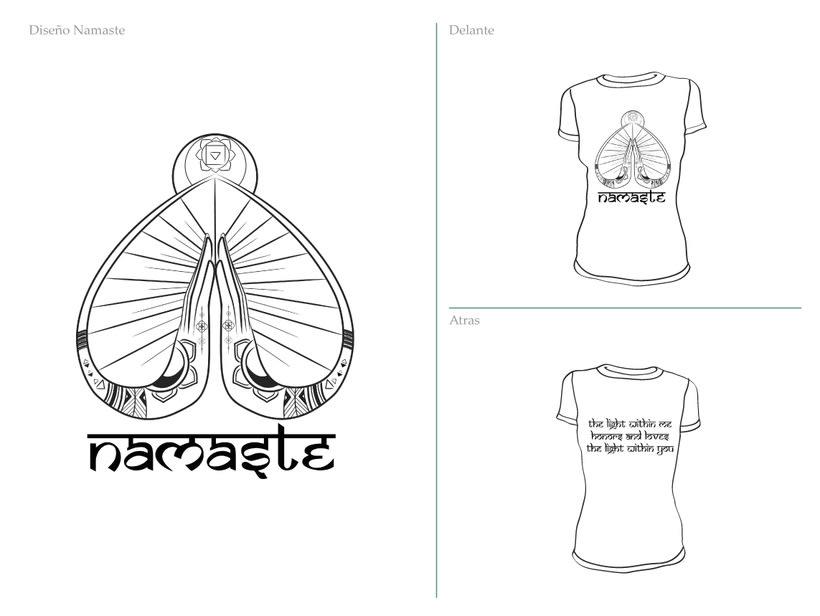 Cliente: Urban Gypsy | proyecto: Ilustración para franelas y diseños para publicidad 5