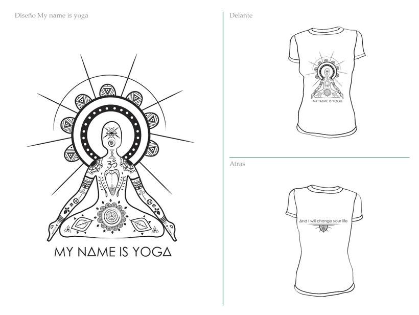 Cliente: Urban Gypsy | proyecto: Ilustración para franelas y diseños para publicidad 6
