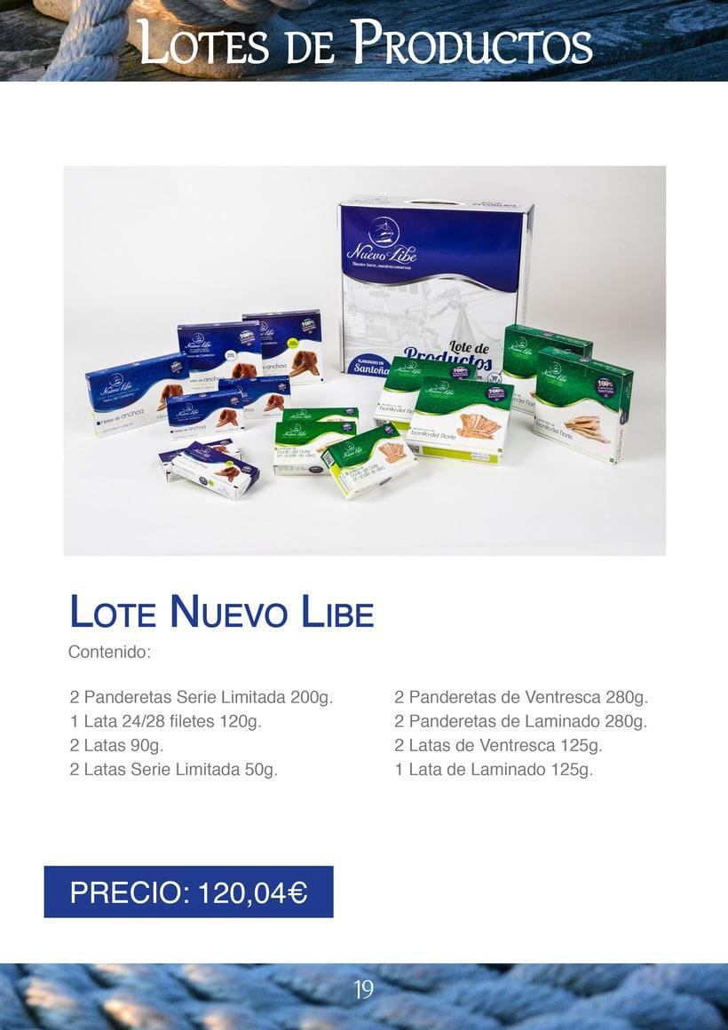 Práctica folleto conservas  Nuevo Libe 19
