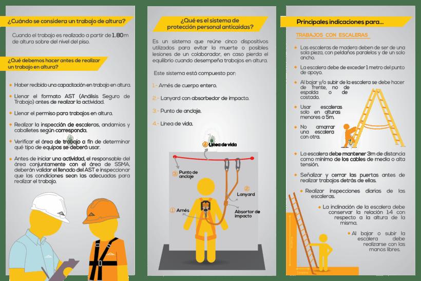 Trabajo seguro en Alturas 5