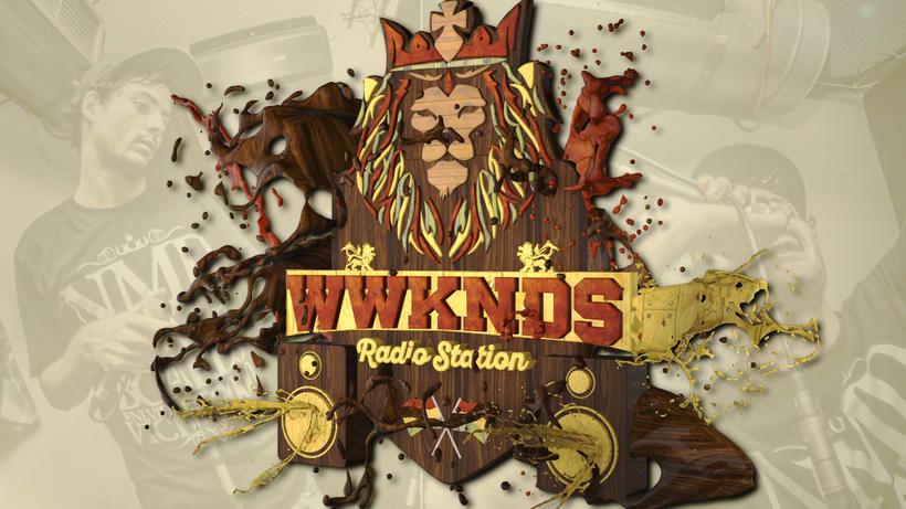 WWKNDS Radio Station Logo -1