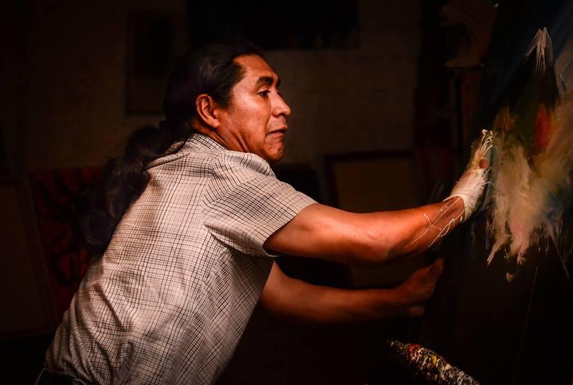 Imagenes Pintor-Escultor Ortega Maila 14