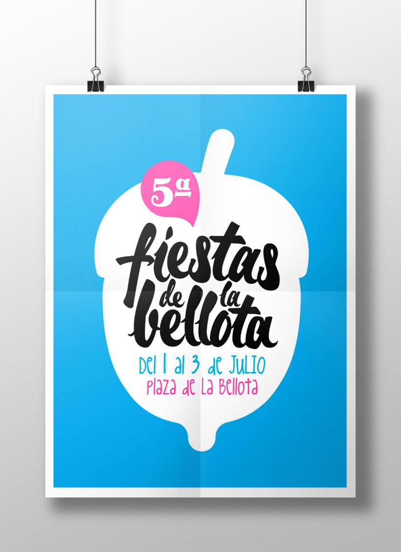 Fiestas Barrio La Bellota Toledo 0